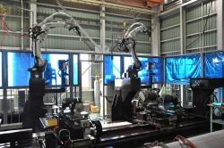 ロボット製造
